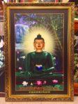 Phật Thích Ca – 009 (tranh in dầu ép foam)