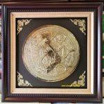 Mặt trống đồng ngọc lũ-a51