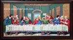 Tranh sơn dầu-Bữa tiệc cuối cùng-s40