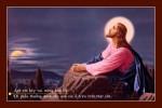 Chúa cầu nguyện-C16