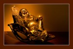 Phật Di Lặc 172 (Laminater gỗ đổ bóng)