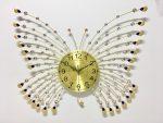 Đồng hồ treo tường nghệ thuật cánh bướm – 1906