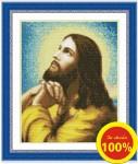 Mẫu thêu Chúa Giesu YA568