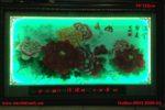 Tranh thêu chữ thập lịch vạn niên, Hoa mẫu đơn 2075