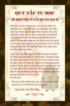 Tranh chữ lời Phật dạy 209