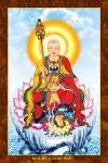 Phật Dược Sư 223 (ép laminater đổ bóng)