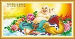 Phật di lặc DLH-3D-008 in 100%