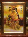 Tranh Phật Di Lặc 3D01