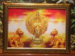 Tranh Phật Trăm Tay Nghìn Mắt 3D03