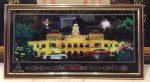 Tranh lịch vạn niên hiệu ứng đèn pháo hoa ,UBND TP. Hồ Chí Minh – MS420