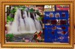 Tranh lịch vạn niên ,suối thác – MS545