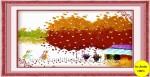 Quê hương trừu tượng- mẫu thêu dlh222153
