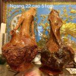 Đôi bình gỗ nu trâm -TG241