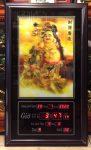 Tranh lịch vạn niên , Phật Di lặc 3D – 801