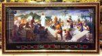 Tranh lịch vạn niên, Đức Chúa hiển thân -8605