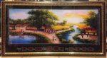 Tranh lịch vạn niên, Quê Hương – 8609