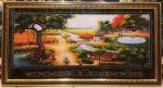 Tranh lịch vạn niên, Quê hương việt nam -8614