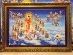 Phật Tam thánh tiếp dẫn- 905-2