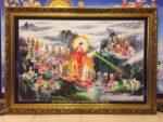 Tây phương cực lạc thánh chúng A Di Đà – 905-3