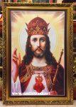 Chọn Chúa Làm Vua -C13 (tranh in dầu)