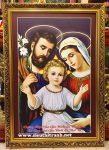 Gia đình thánh gia -C15 (tranh in dầu)
