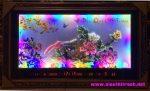 Tranh đá 3D lịch vạn niên, Phú quý cát tường – D211