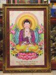 Tranh Phật Dược Sư Lưu Ly Vương Quang Phật – 226