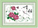 Hoa hồng dây mẫu đồng,in 100%
