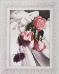 Bình hoa hồng 5D185
