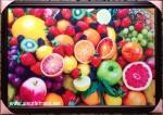 Tranh trái cây phòng bếp -IN10