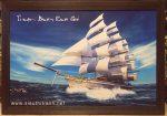 Tranh Thuận buồm xuôi gió-IN130