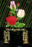 Tranh lốc lịch-hoa hồng-L5