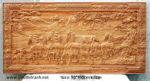 Tranh gỗ gõ đỏ, Mã Đáo Thành Công -TG056