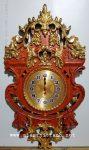 Đồng hồ gỗ cổ điển- TG088