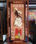 Đốc lịch gỗ ghép nghệ thuật,Phúc đáo thành công-TG176