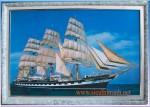 Thuận buồm xuôi gió, tranh ép gỗ- V46