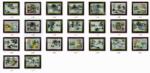 23 mẫu tranh sứ các loại – G161