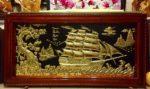 Tranh đồng Nhất Xuyến Phong Thuận ,A202