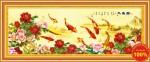 Phú quý sum vầy-mẫu thêu-ya283