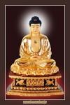 """Tranh Đèn Led""""Phật ADIDA"""""""