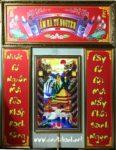 Tranh thờ Tổ tiên Ẩm Hà Tư Nguyên -GT03