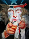 Tranh đa nghĩa của họa sĩ Ukraine