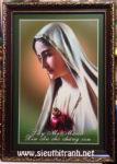 Mẹ Maria – C80 (in dầu ép foam )