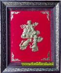 Tranh đồng-tượng hình chữ Thọ – A111