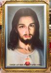 Tranh Chúa thương xót -C040 ( in dầu ép foam )