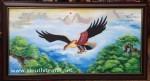 Đại triển hoằng đồ-tranh sơn dầu-s199