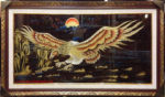 Tranh sơn mài, Đại Triển Hoằng Đồ – SM243