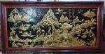 Tranh đồng, Đồng Quê -A178