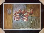 Tĩnh vật Hoa-tranh sơn dầu-s120