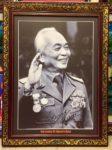 Đại tướng Võ Nguyên Giáp ( tranh in dầu IN089 )